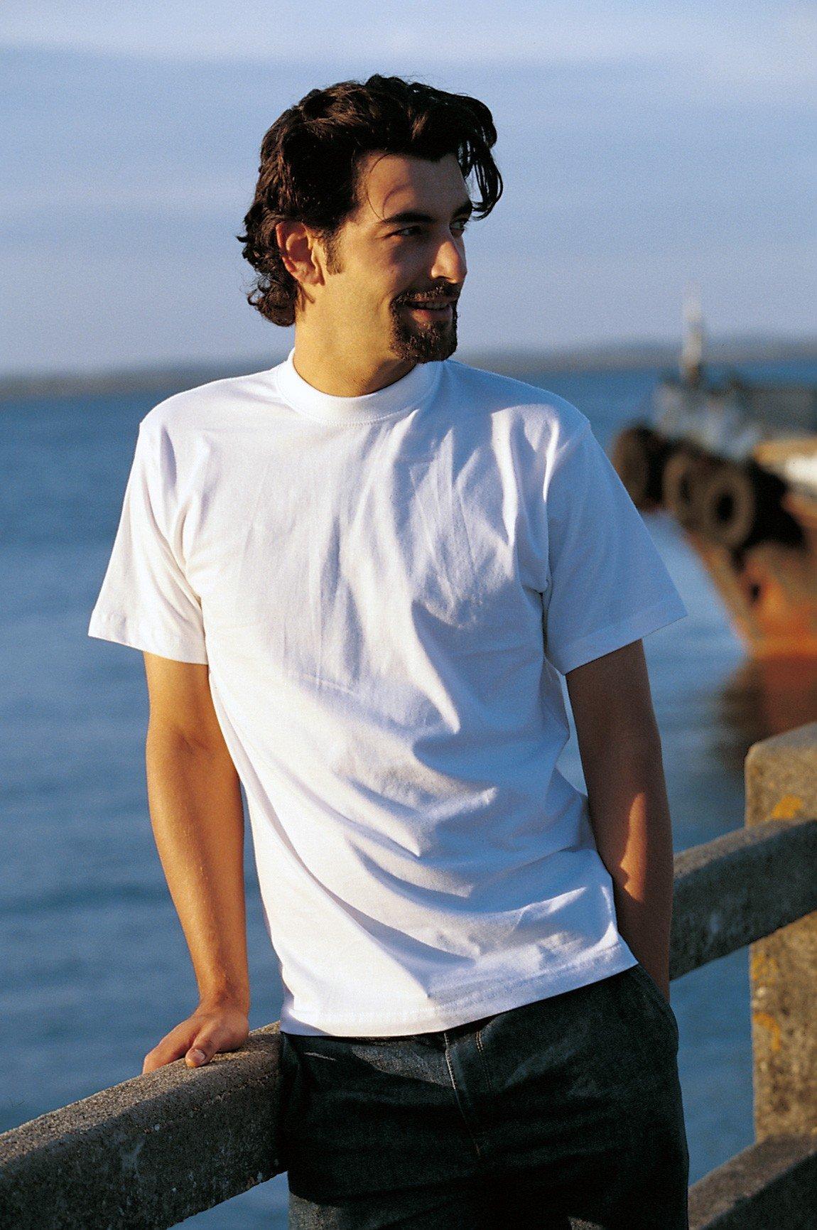 Koszulka Jm cotton T-SHIRT Apache Biała