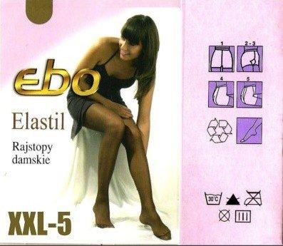 Rajstopy EBO Elastil 20 DEN R.2