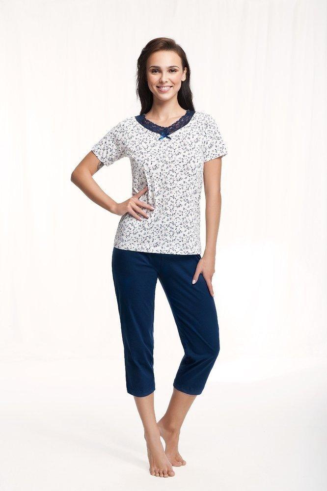 Piżama Luna Damska 571 KR R.4XL