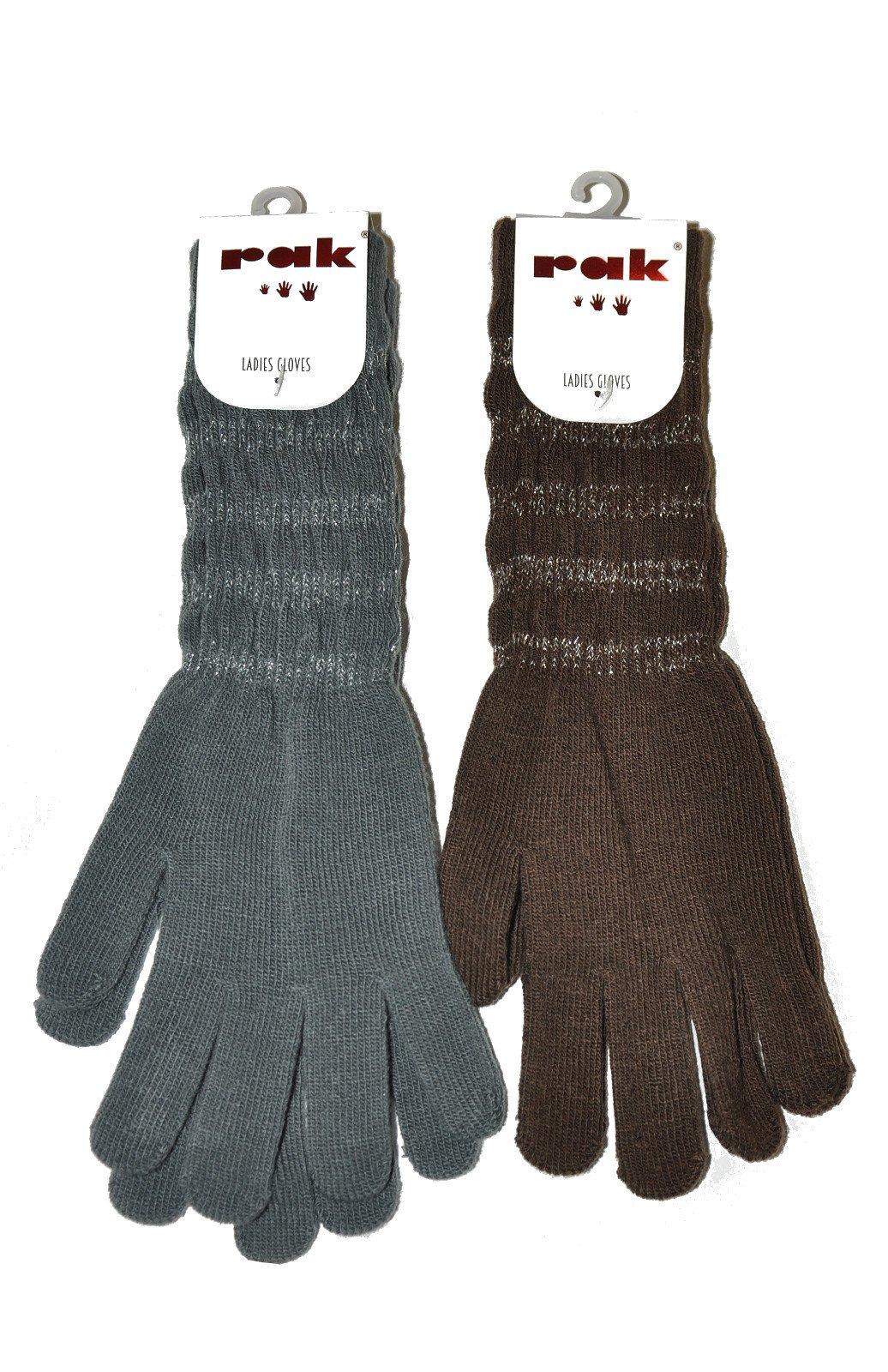 Rękawiczki RAK R-098 Długie