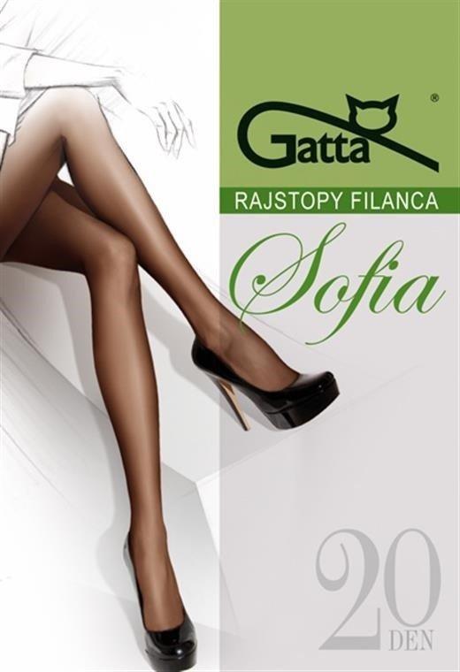 Rajstopy Gatta Sofia Filanca 20 DEN R.2