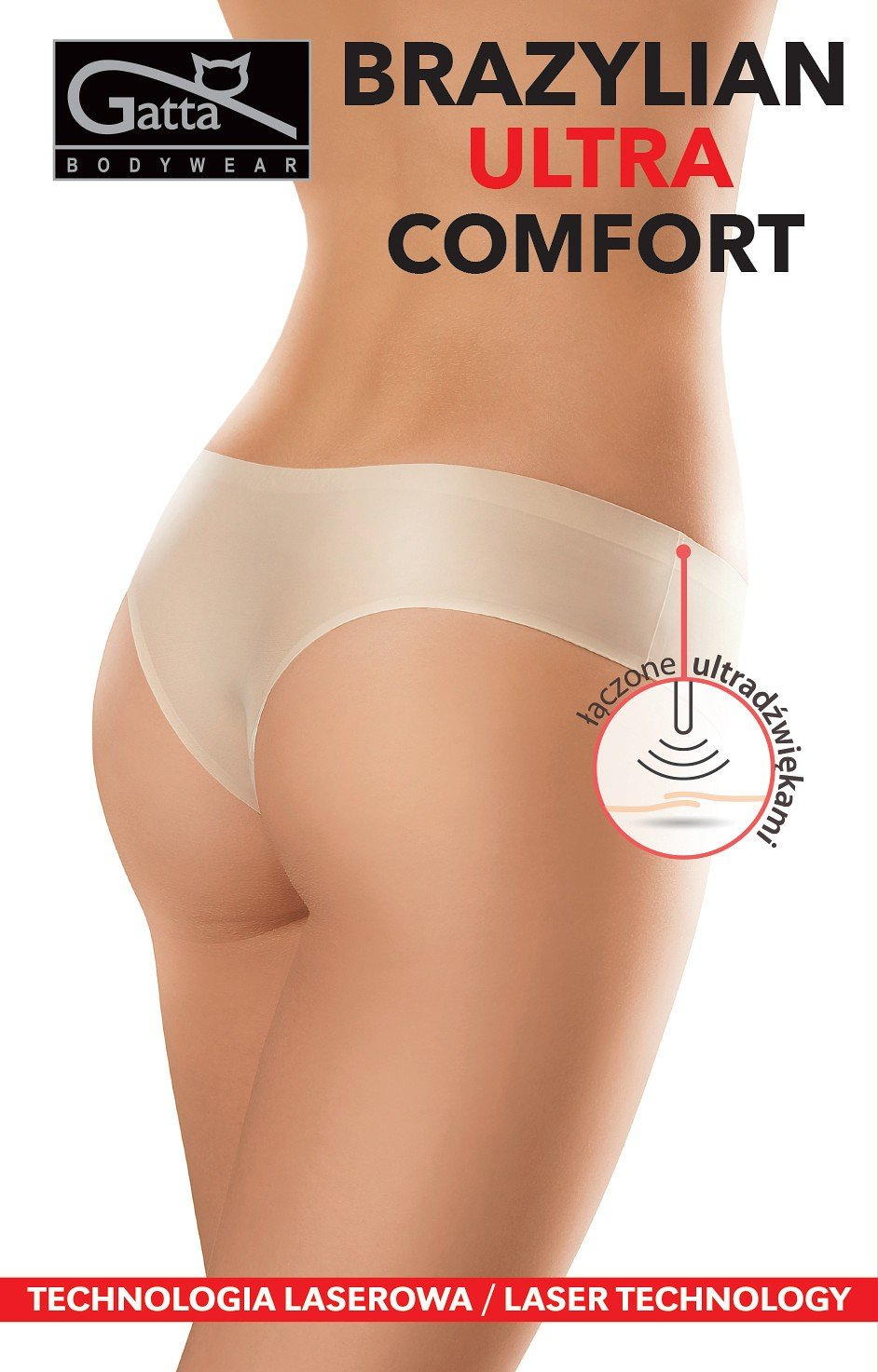 Brazyliany Gatta Ultra Comfort