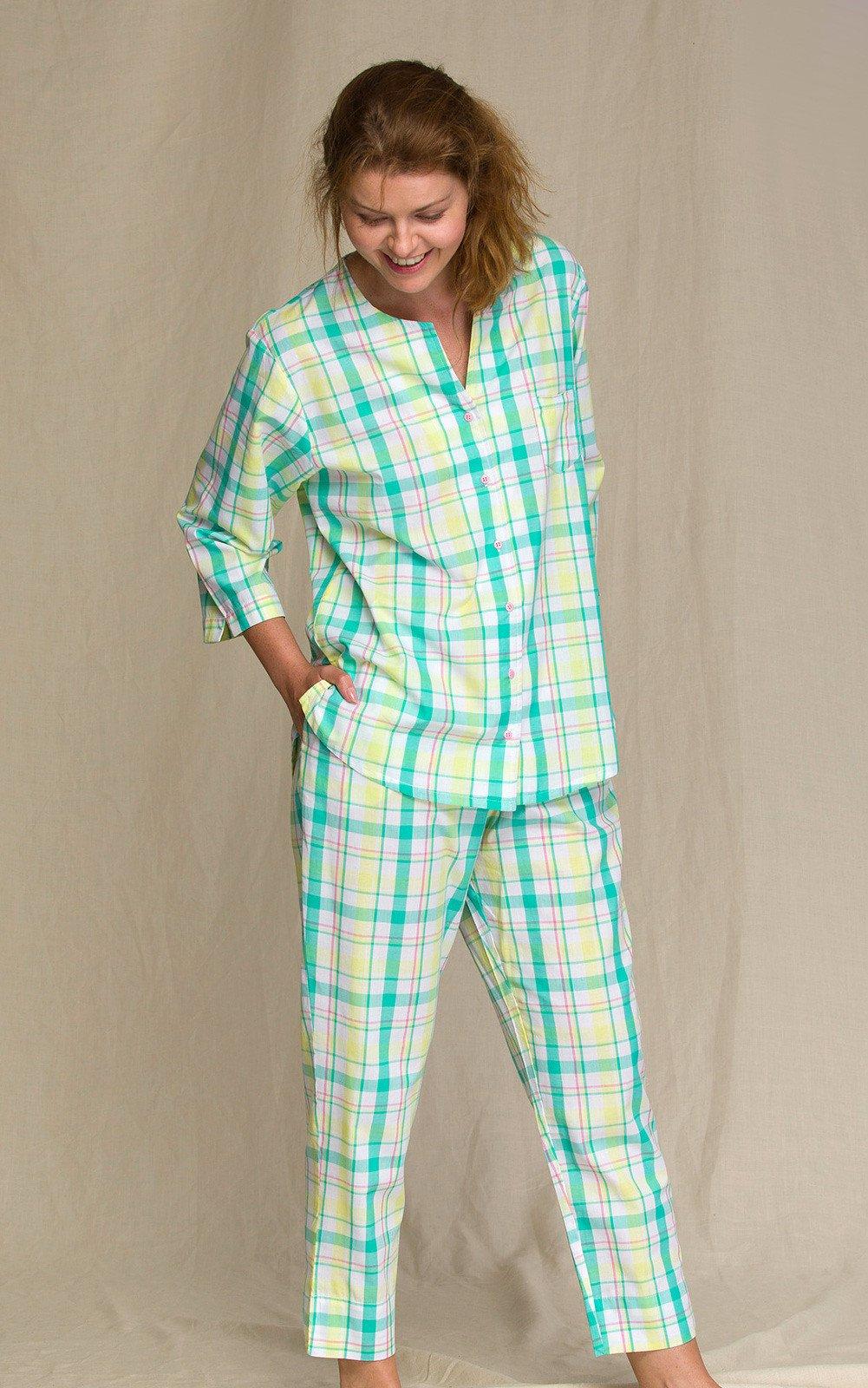 Piżama KEY LNS 453 2 A21 S-XL