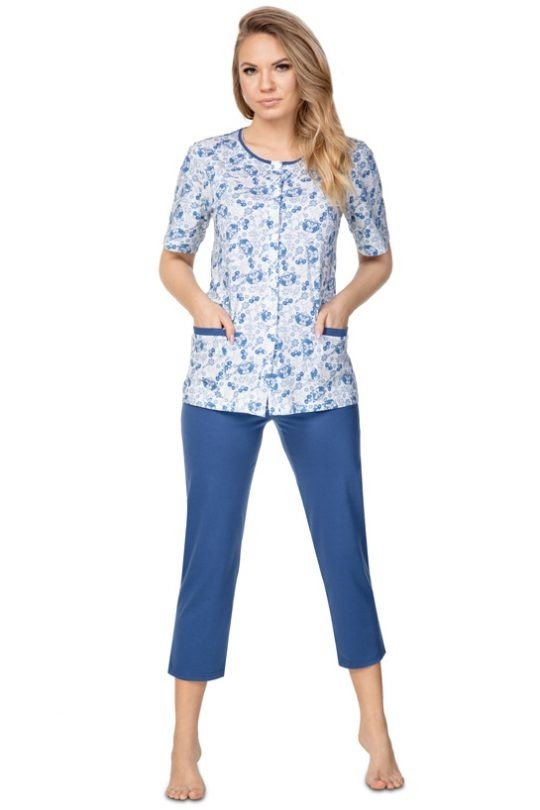 Piżama Regina Damska 946 KR