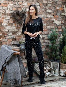 Piżama  Love Please 3/4 S-XL