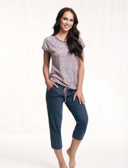 Piżama  604 KR/R M-2XL Damska