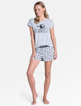 Piżama  Ladies 38902 Timber KR/R S-XL