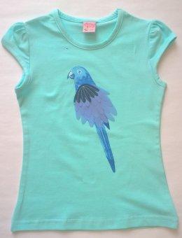 Bluzka Papuga R.74-86