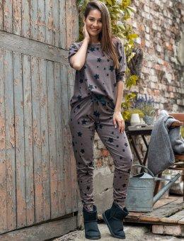 Piżama  3/4 Woman Star S-XL