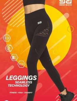 Leggings Fitnes GA