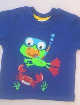 Bluzka żaba R.74-86