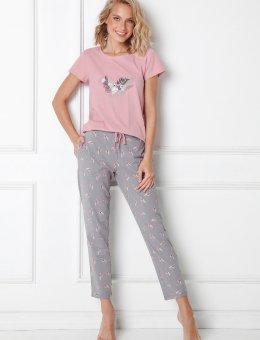 Piżama  Felicia Long KR/R XS-2XL