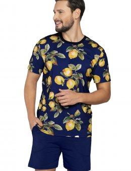 Piżama  Fashion Lemon KR.R. KR.SP.
