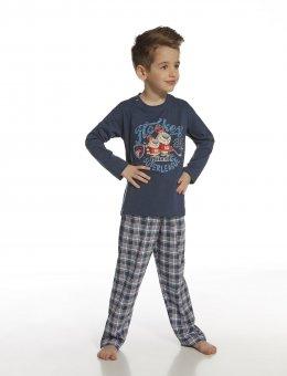 Piżama BOY Kids 809/34 Hockey DR