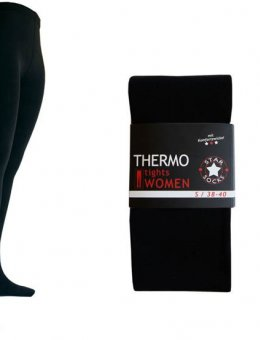 Rajstopy Women Thermo 24555