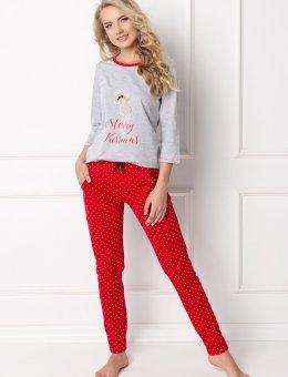 Piżama Aruelle Cookie Long 3/4 S-XL