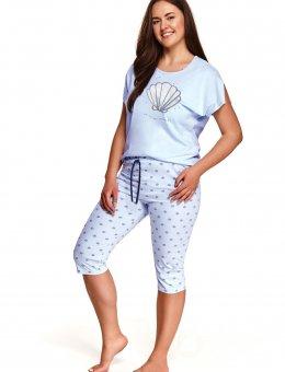 Piżama Mona 2377 KR R.2XL-3XL