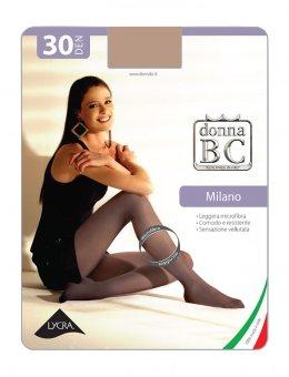 Rajstopy Donna B.C. Milano 30 DEN  1-4