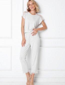 Piżama  Cathleen Long KR/R XS-2XL