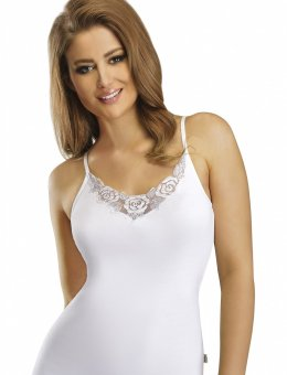Koszulka Carin Biała
