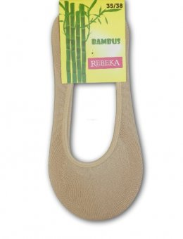 Balerinki Bambusowe Silikon 1078