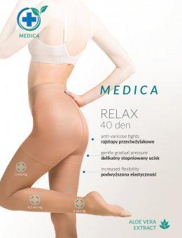 Rajstopy Medica Relax 40 DEN
