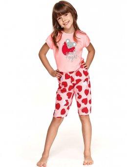 Piżama Dziewczęca Amelia 2202 KR R.92-116