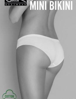 Figi bawełniane gatta mini bikini - bezszwowe