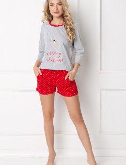 Piżama Aruelle Cookie Short 3/4 S-XL
