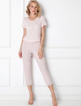 Piżama  Nancy Long KR/R XS-2XL