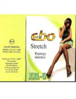 Rajstopy EBO Stretch