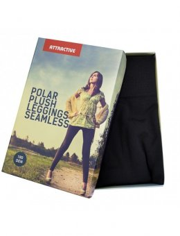 Legginsy Polar Seamless 180 DEN