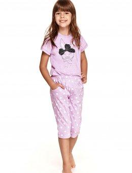 Piżama Dziewczęca Beki 2214 KR R.122-140