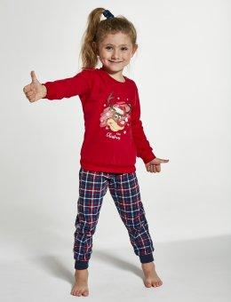 Piżama Girl Kids 594/130 Reindeer DR