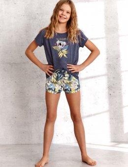 Piżama Dziewczęca Gabi 2384 KR R.146-158