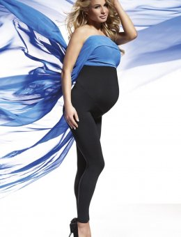 Legginsy BAS Bleu Anabel Ciążowe 200 DEN S-2XL