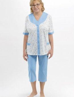 Piżama  Honorata 211 KR/R M-2XL