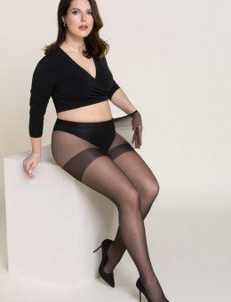 Rajstopy Xenia Plus Size 15 DEN