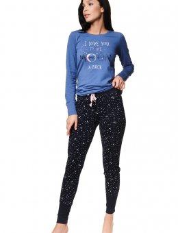 Piżama  Ladies 39225 Zadie KR/R S-XL