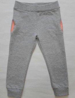 Spodnie Dresowe Dziewczęce R.116-146