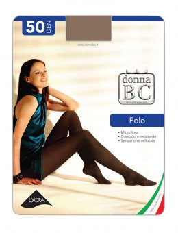 Rajstopy Donna B.C Polo 50 DEN 1-4