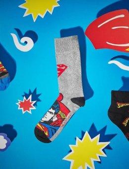 Zakostki Męskie  Superman