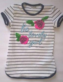 Tunika Róże R.116-146