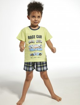 Piżama BOY Kids 789/68 Race CAR KR