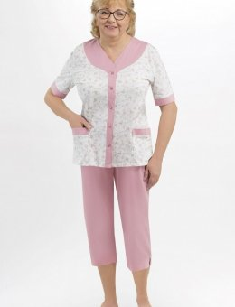 Piżama  Honorata 211 KR/R 3XL-4XL