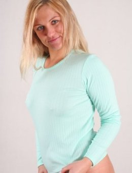 Koszulka Bawełniana Damska  Kolor 1035 DR R.S-L