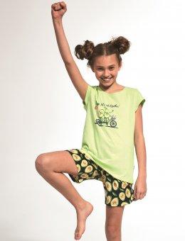 Piżama Girl Kids 787/77 Avocado KR
