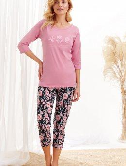 Piżama Nina 2234 3/4 R