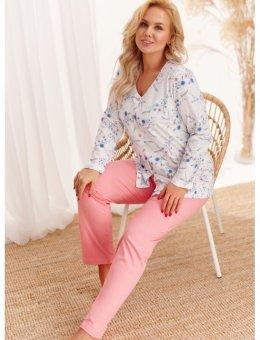 Piżama Fabia 2126 DR R.2XL-3XL
