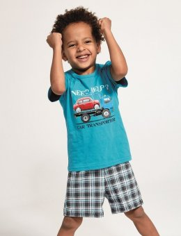 Piżama BOY Kids 789/80 CAR Transporter KR